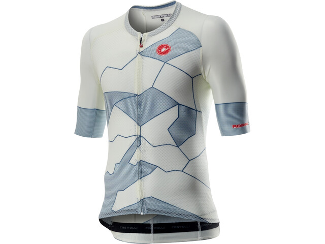 Castelli Climber's 3.0 SS Jersey Men ivory/light steel blue